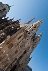 St.Stephan Cathedral, Vienna, Austria