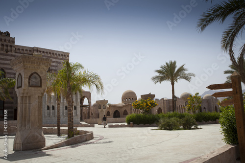 Mosque's Of Egypt Around Sharm