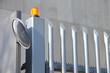 Zaun - Sicherheit - Alarmanlage