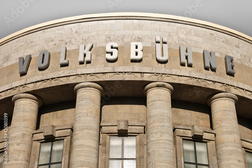 Volksbühne - Theater in Berlin