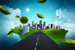 Way to a Green City