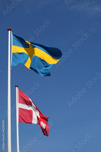 Close neighbours, Denmark and Sweden