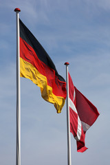 Denmark and Germany