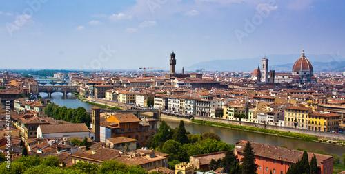 Florenz, Italien Poster