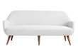 Modern armchair with isolated white color backgraound and cut ou - 42085368