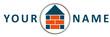 Firmenlogo Signet rund ums Haus neutral mit QXP9 Datei