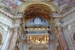 Catholic church organ