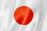 Fototapety Japanese flag