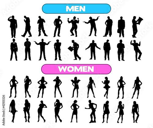 Hommes et Femmes