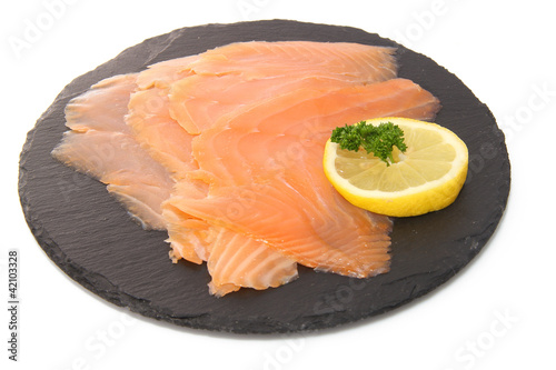 Filets de saumon