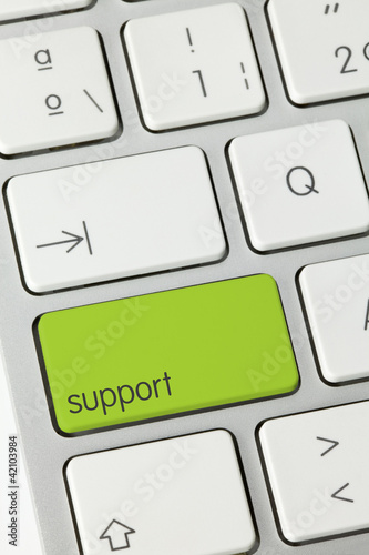 support keyboard