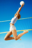 Fototapety Volleyball