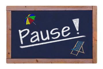 Pause  #120604-003