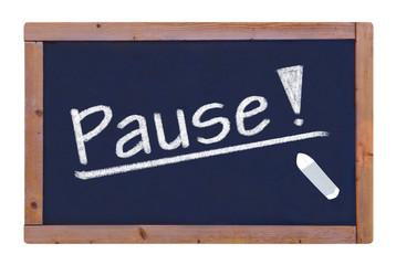 Pause  #120604-001