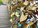 Fototapety Paris, Frankreich. Symbole der Liebe