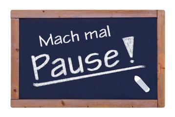 Pause  #120604-005