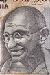 Gandhi on Indian Rupee Note