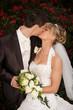 wedding kiss - Hochzeitskuss