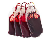 bags of blood