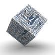 Duale Ausbildung - Würfel / Cube