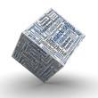 Finanzkrise - Würfel / Cube