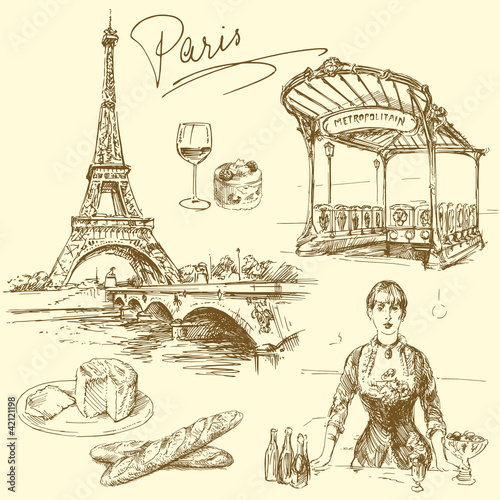 Fototapeten,paris,eiffel,frankreich,frau