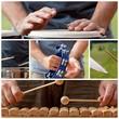 Leinwanddruck Bild - schlaginstrumente