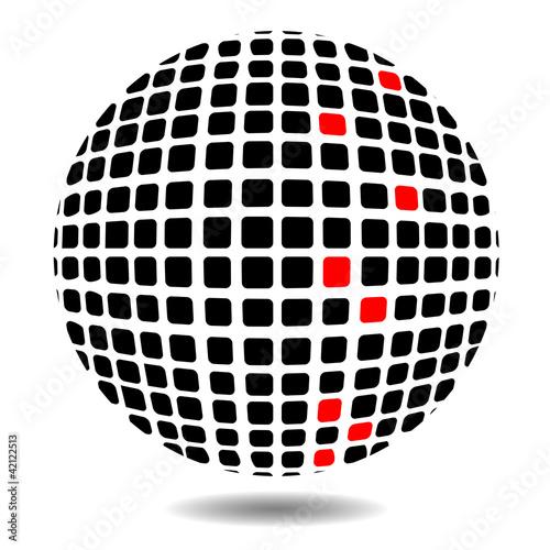 netzwerk - visuell