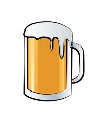 Sketch beer
