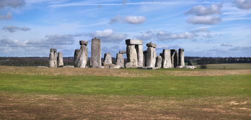 stonehenge panorama
