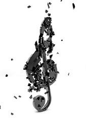 Clef  - a music blast -