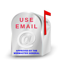 use email