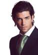 Elegant and stylish businessman