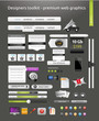 Designers toolkit - premium web graphics