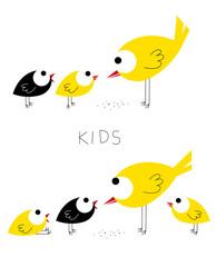 birds-kids