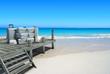 Beach luxury travel