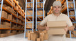 warehouse delivery l