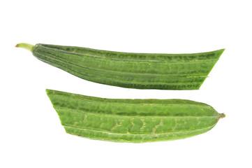 Chinese Okra, Angled Luffa,
