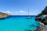 Fototapete Mallorca - Tour - Segelboot