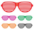 shutter shades sun glasses