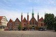 Hospital of the Holy Spirit in Luebeck