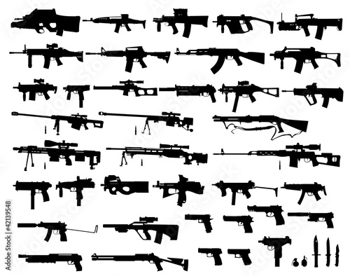 weapon vector pack