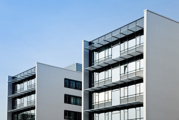 moderne Wohnung -  Haus
