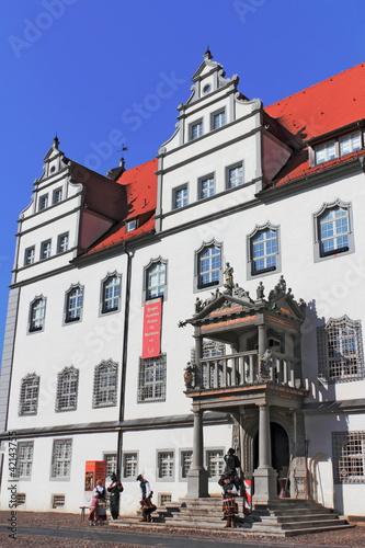 Rathaus Wittenberg