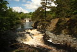 Low Force Waterfalls in County Durham