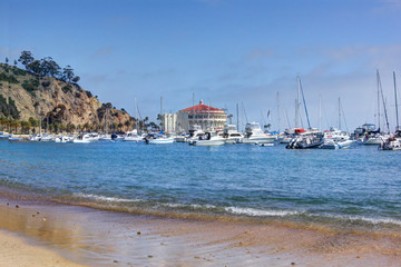 Avalon Harbor - Catalina Island