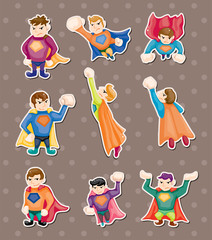 superman stickers