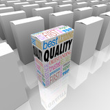 Quality Box Stands Out Best Product Among Many Competitors poster