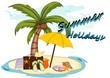 Urlaub, Sonne Strand und Meer