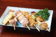 "Japanese Chicken BBQ ""Yakitori"""